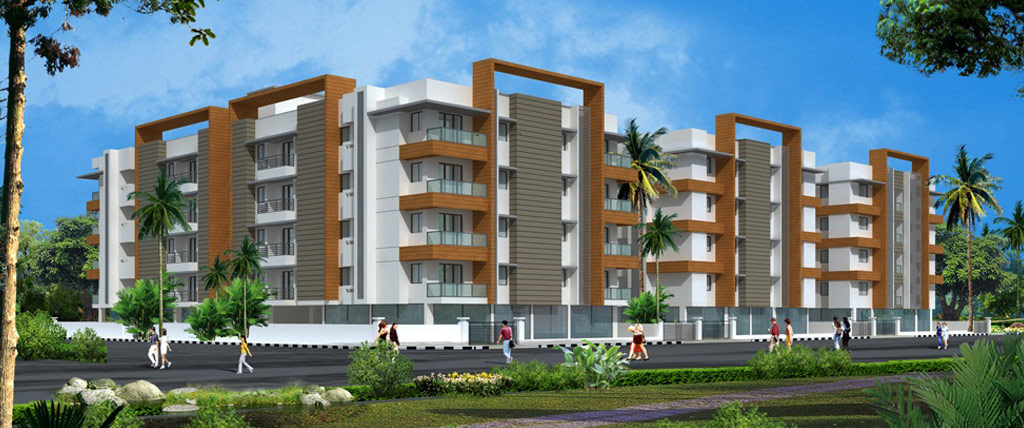 Greenwoods Apartment Trichy